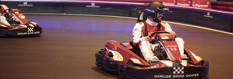 Karting in Madrid