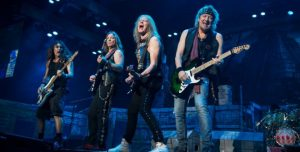 Iron Maiden in Concert